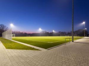 Sportstättenbau Köttersweg