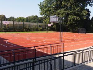 Sportstättenbau Rastede GS Feldbreite