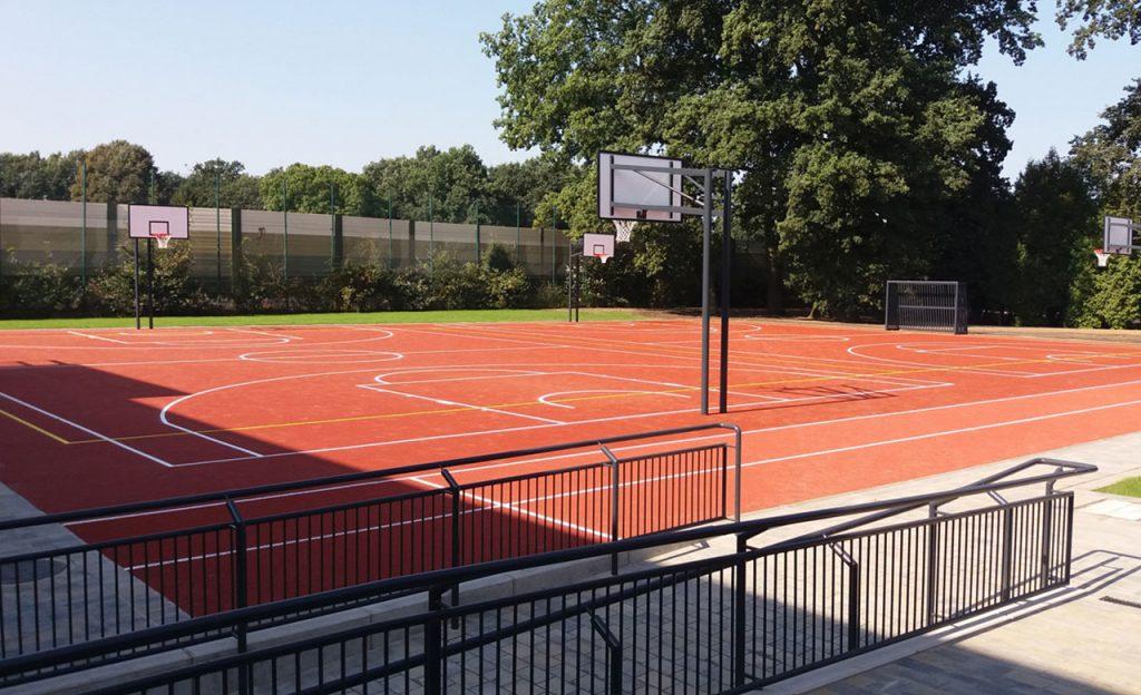 Rastede, Sportplatz